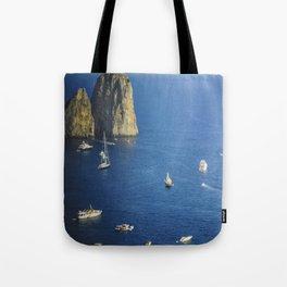 Capri, Amalphi Coast, Italy 7 Tote Bag