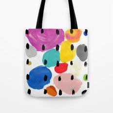 Bernard Pattern Tote Bag