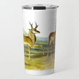 Prong-horned Antelope Travel Mug