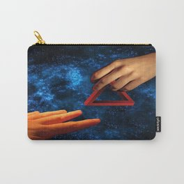 You Can't Give Me Everything Carry-All Pouch