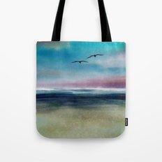 Ocean Landscape Tote Bag