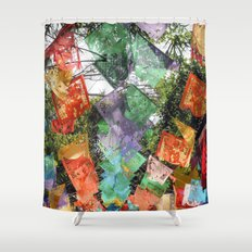 Tequileria Shower Curtain