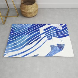Water Nymph LXV Rug