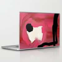 dentist Laptop & iPad Skins featuring Root Canal by Jennifer Trimble