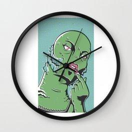 Swampie Wall Clock