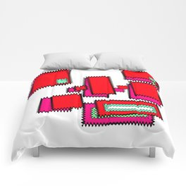 Face fuzz  Comforters