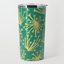 Queen Anne's Lace #3 Travel Mug