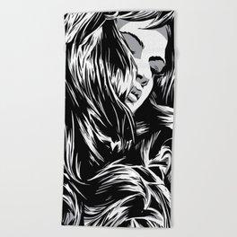 RZP Girl Beach Towel