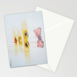 always looking, always learning Stationery Cards