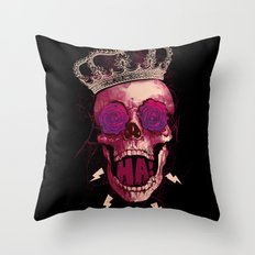 Graphic Nature Throw Pillow