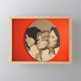 Once Upon a Time by 4:F Framed Mini Art Print