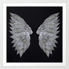 Buddleia Angel Wings Art Print