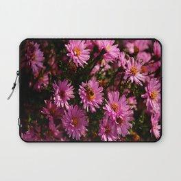 Wild Chrysanthemum Laptop Sleeve
