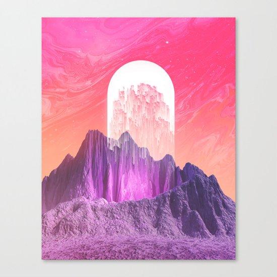 Newborn Star Canvas Print