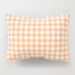 Sherbet Gingham Pillow Sham