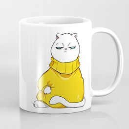 itchy sweater Coffee Mug