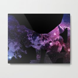 Space Probe Metal Print