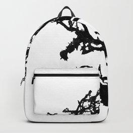 Fallen Tree - Minimalist Print Backpack