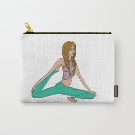 Yoga Zen Carry-All Pouch