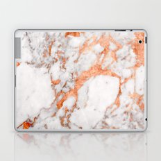 Copper Marble 2 Laptop & iPad Skin