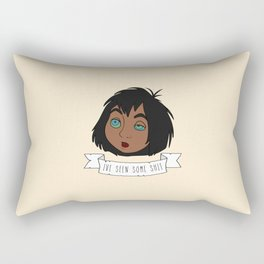 Mowgli Rectangular Pillow