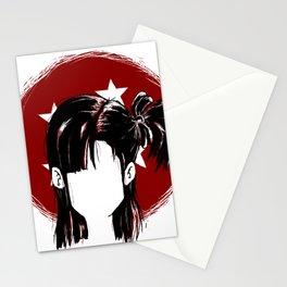 Bulma Briefs Illustration Stationery Cards