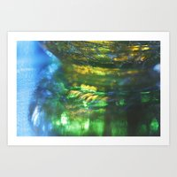 monet Art Prints featuring Monet Like by Cindi Ressler Photography