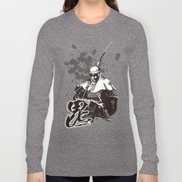 KENSHIN UESUGI Long Sleeve T-shirt
