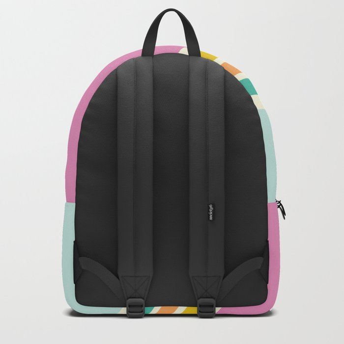 one day – cotton candy Backpack