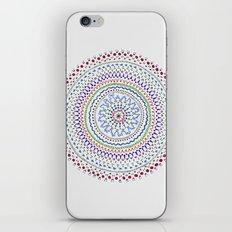 Mandala Smile B iPhone & iPod Skin