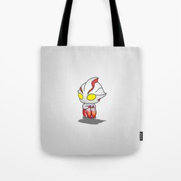 Ultraman Chibi Tote Bag