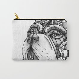 Ornate American Bully Carry-All Pouch