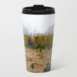 Winter's Descent Travel Mug