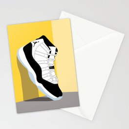 Air Jordan XI Illustration Stationery Cards