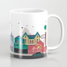 Kensington Market 2 - Toronto Neighbourhood Coffee Mug