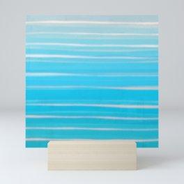 Seashore Colors Mini Art Print