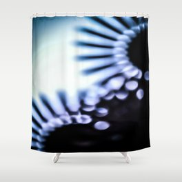 Interlock Shower Curtain