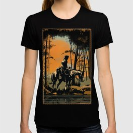 In the Evening (version 2) T-shirt