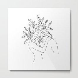 Grow Together Metal Print