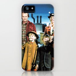 Jack Torrance in Mary Poppins iPhone Case