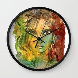 Persephone Wall Clock