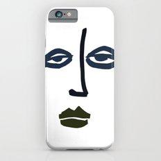 Simple Face iPhone 6s Slim Case
