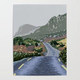 Gap of Dunloe, Ireland Poster