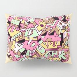 Mumble Pillow Sham