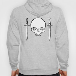 Pirate Skull 1 Hoody