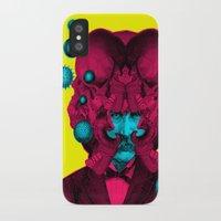 predator iPhone & iPod Cases featuring PREDATOR by DIVIDUS