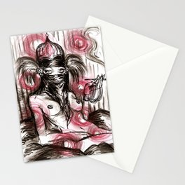 Harem Harlot Stationery Cards