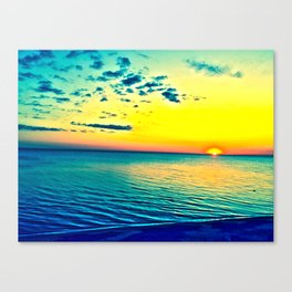the Day Awaits Canvas Print