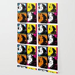 OSCAR WILDE (4-UP POP ART COLLAGE) Wallpaper