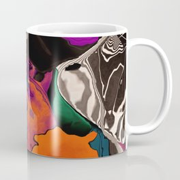 Washed out over time Coffee Mug